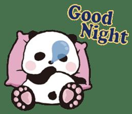 Sweet Panda & Honey Pig (3) by Ellya sticker #9760687