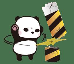 Sweet Panda & Honey Pig (3) by Ellya sticker #9760688
