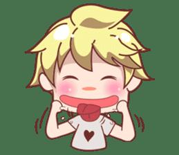 Valentine Sweet sticker #9761419