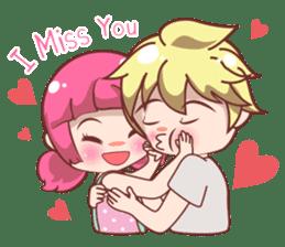 Valentine Sweet sticker #9761450