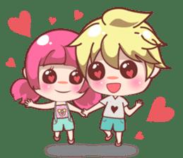 Valentine Sweet sticker #9761451