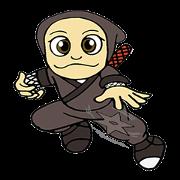 สติ๊กเกอร์ไลน์ Ninja ZO