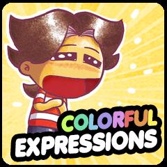 Su'OD Colorful Expressions