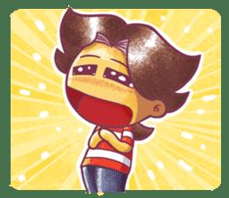 Su'OD Colorful Expressions sticker #9773456