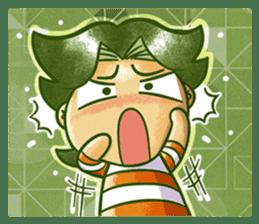Su'OD Colorful Expressions sticker #9773459