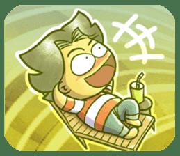 Su'OD Colorful Expressions sticker #9773474