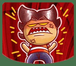 Su'OD Colorful Expressions sticker #9773485