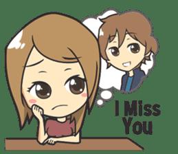 Dear My Love sticker #9776058