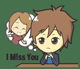 Dear My Love sticker #9776059