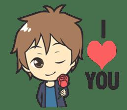 Dear My Love sticker #9776061
