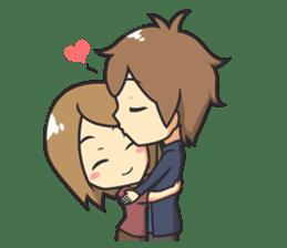 Dear My Love sticker #9776068