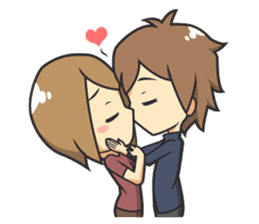 Dear My Love sticker #9776070