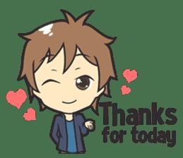 Dear My Love sticker #9776087