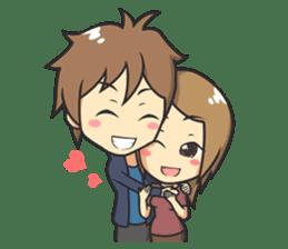 Dear My Love sticker #9776090