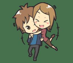 Dear My Love sticker #9776091