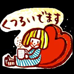 mika's stickers Vol.3
