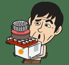 Asan Pek (Hokkien) - CNY sticker #9782961