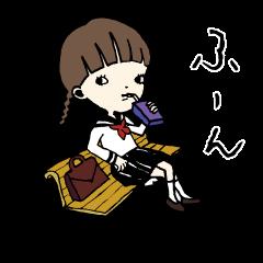 sailor schoolgirl