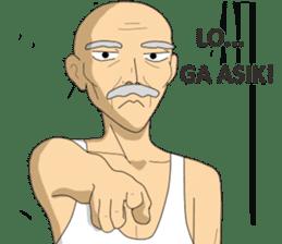 Solihin Si Kakek Kekinian sticker #9789697