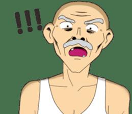 Solihin Si Kakek Kekinian sticker #9789711