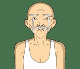 Solihin Si Kakek Kekinian sticker #9789717