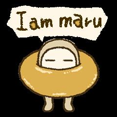 I am maru.