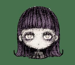 Dark Romantic sticker #9801177