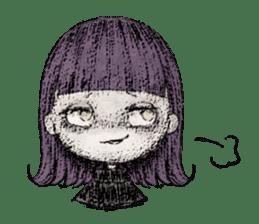 Dark Romantic sticker #9801209