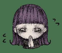 Dark Romantic sticker #9801211