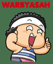 Mas Boi 2: Makin Gahol sticker #9802497