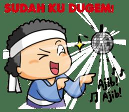 Mas Boi 2: Makin Gahol sticker #9802499