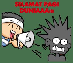 Mas Boi 2: Makin Gahol sticker #9802501
