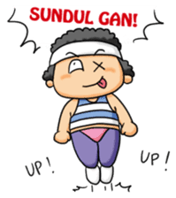 Mas Boi 2: Makin Gahol sticker #9802510