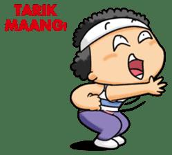 Mas Boi 2: Makin Gahol sticker #9802511