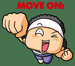 Mas Boi 2: Makin Gahol sticker #9802515