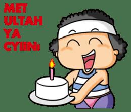 Mas Boi 2: Makin Gahol sticker #9802516
