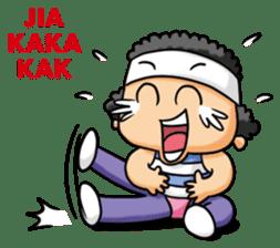 Mas Boi 2: Makin Gahol sticker #9802520