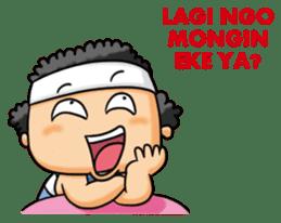 Mas Boi 2: Makin Gahol sticker #9802522