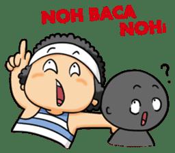 Mas Boi 2: Makin Gahol sticker #9802523