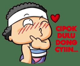 Mas Boi 2: Makin Gahol sticker #9802528