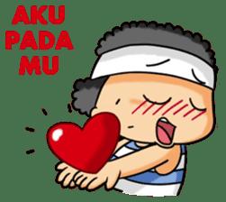 Mas Boi 2: Makin Gahol sticker #9802530