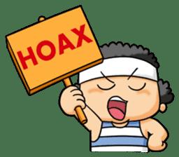 Mas Boi 2: Makin Gahol sticker #9802534