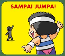 Mas Boi 2: Makin Gahol sticker #9802535