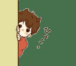 it is very cute Sticker sticker #9807584