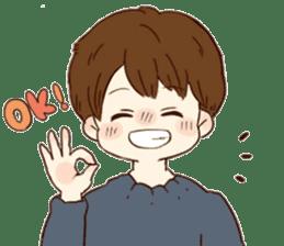 it is very cute Sticker sticker #9807589