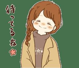 it is very cute Sticker sticker #9807599