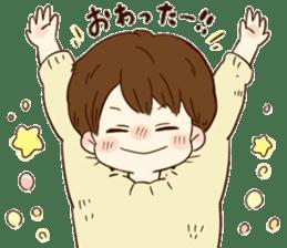 it is very cute Sticker sticker #9807610