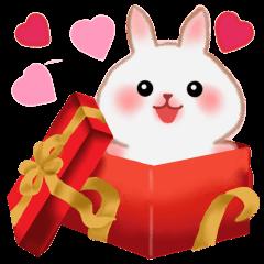 Lovely pretty rabbit 3
