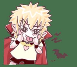 Nutty The Count Dracula Jr. [EN] sticker #9809848
