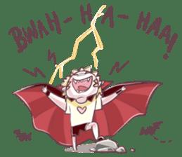 Nutty The Count Dracula Jr. [EN] sticker #9809872